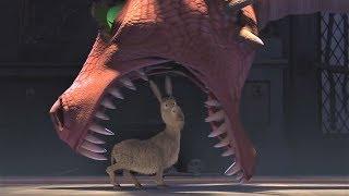 Shrek Dragon noms & maws compilation