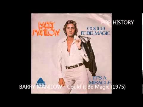 BARRY MANILOW - Could It Be Magic (1975)