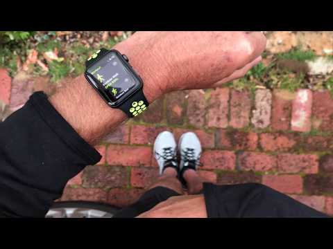 Apple Watch Series 3 Vs Garmin Forerunner