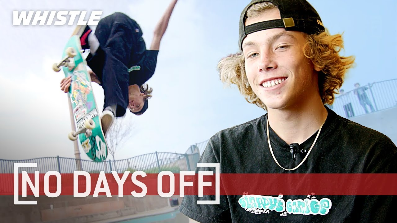 Download 18-Year-Old Olympic GOLD MEDALIST Keegan Palmer Is A Skateboarding PHENOM 🥇