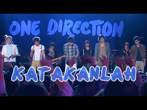One Direction - Katakanlah (Teaser)