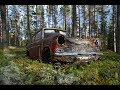 Untouched Ford Anglia - Forest find
