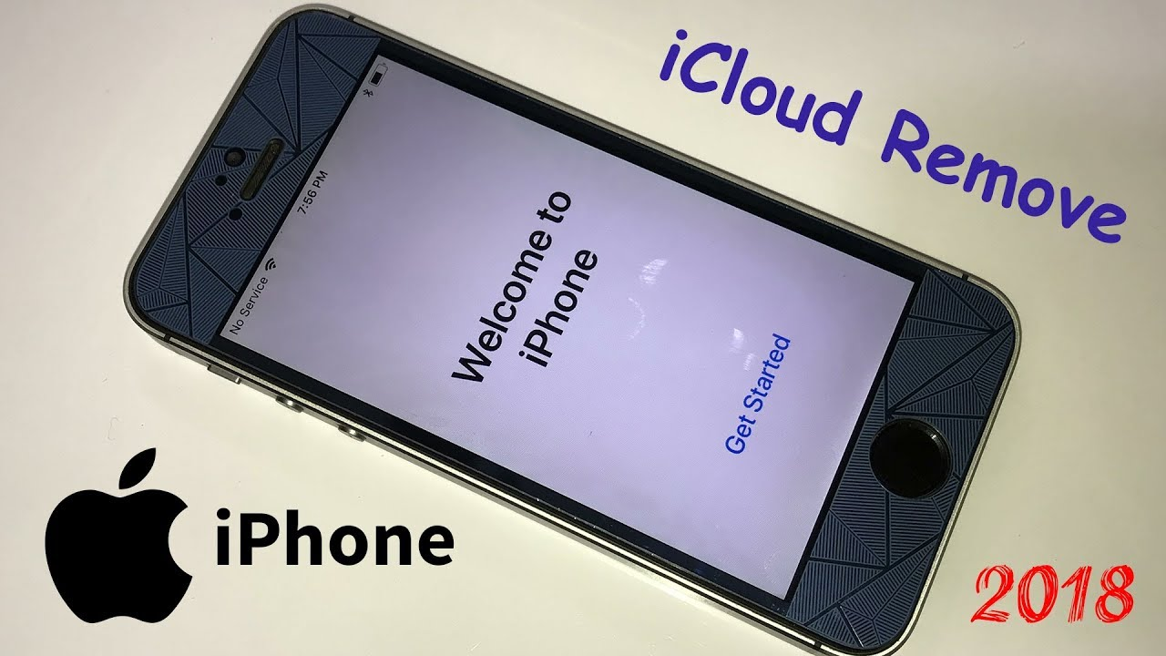 how to delete icloud without password