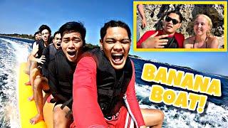 BORACAY (DAY 2!! BANANA BOAT!!)