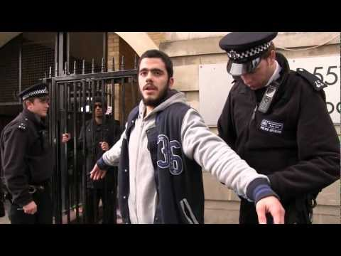 Love Police Investigates Police Stop and Search