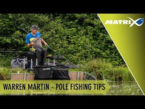 *** Coarse & Match Fishing TV *** Warren Martin's Pole Fishing Tips