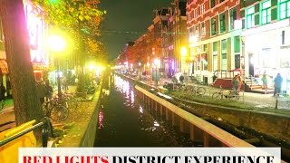 WILD Red Light District Experience Amsterdam