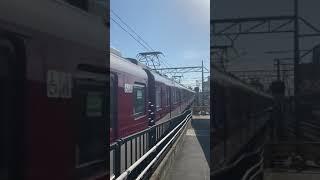 1201系RC06+2800系AX13 名古屋行き急行到着