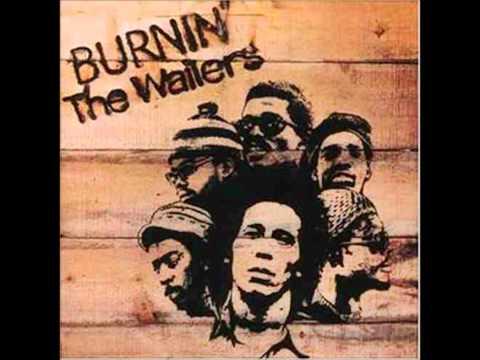 Bob Marley & the Wailers - Stop That Train (Burnin' Album)