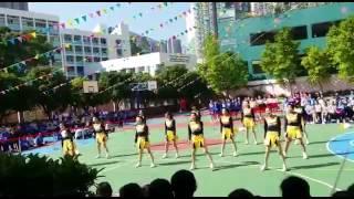 張沛松紀念中學—啦啦隊比賽(勤勉社)