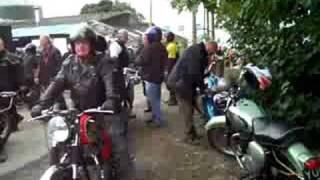 BSAOC 45th international rally union mills isle of man