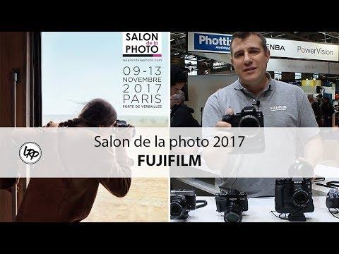 📷 SALON DE LA PHOTO 2017 : FUJIFILM
