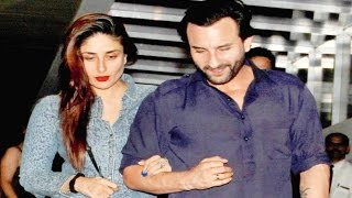 Kareena Kapoor And Saif Ali Khan To Have Baby