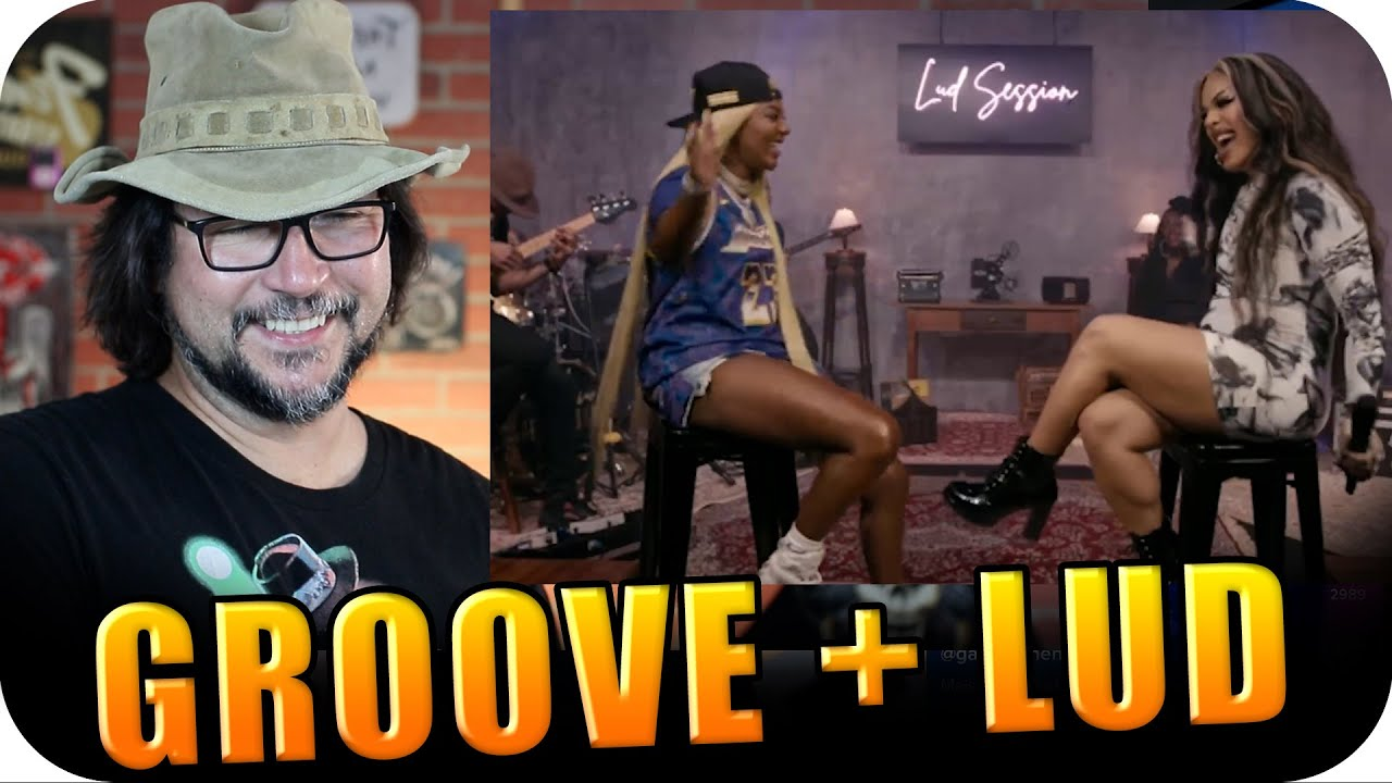 LUD SESSION feat GLORIA GROOVE AO VIVO PARTE 2 by Marcio Guerra g