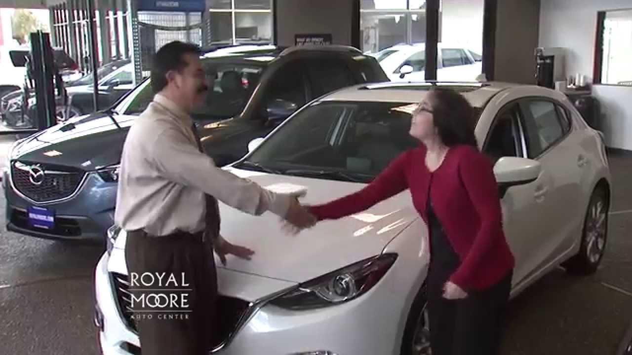 Royal Moore Mazda >> Royal Moore Mazda Spanish Tv Commercial