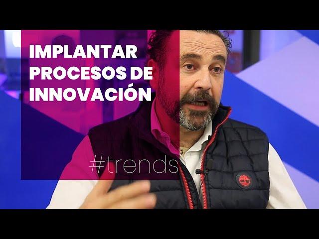 Cómo implantar procesos de innovación a las empresas | #Trends