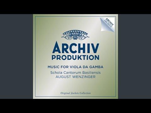 J.S. Bach: Sonata For Viola da Gamba And Harpsichord No.2 In D, BWV 1028 - 4. Allegro
