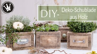 DIY - Deco Autumn
