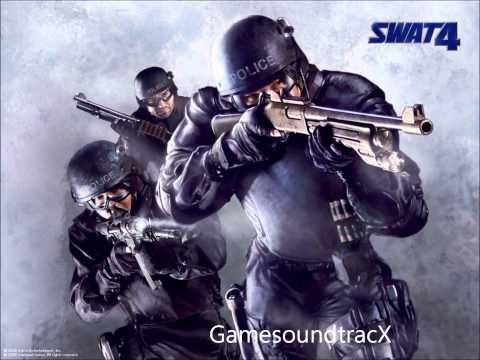 SWAT 4 - Casino [ACTION part 2] - soundtrack