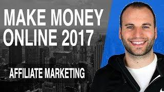... affiliate marketing is a fantastic way to make money online for beginners because you don't have t...