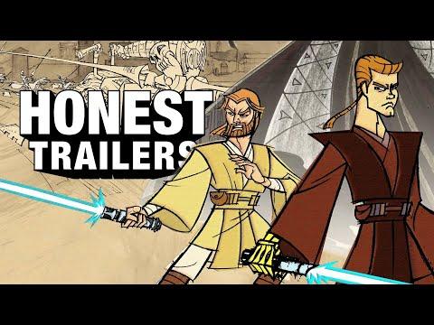 Honest Trailers | Star Wars: Clone Wars (2003)