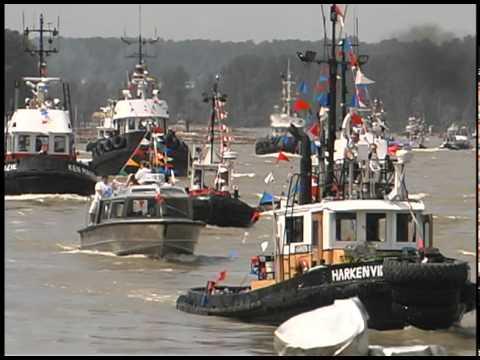 Tugboat Parade Canada