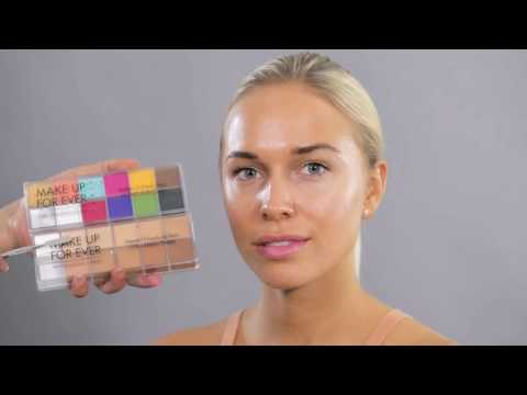 HOW TO COLOR CORRECT SKIN FOR MAKEUP ARTISTS