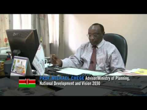Prof. Michael Chege, Advisor/Ministry of Planning, National Development & Vision 2030 [Enablers]