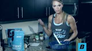 Vanilla Nut-pudding With Tabitha Klausen