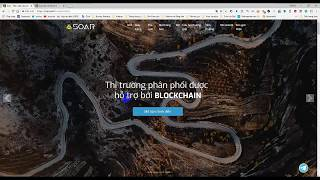 Review ICO Soar - The World's 1st Decentralised SUPER MAP