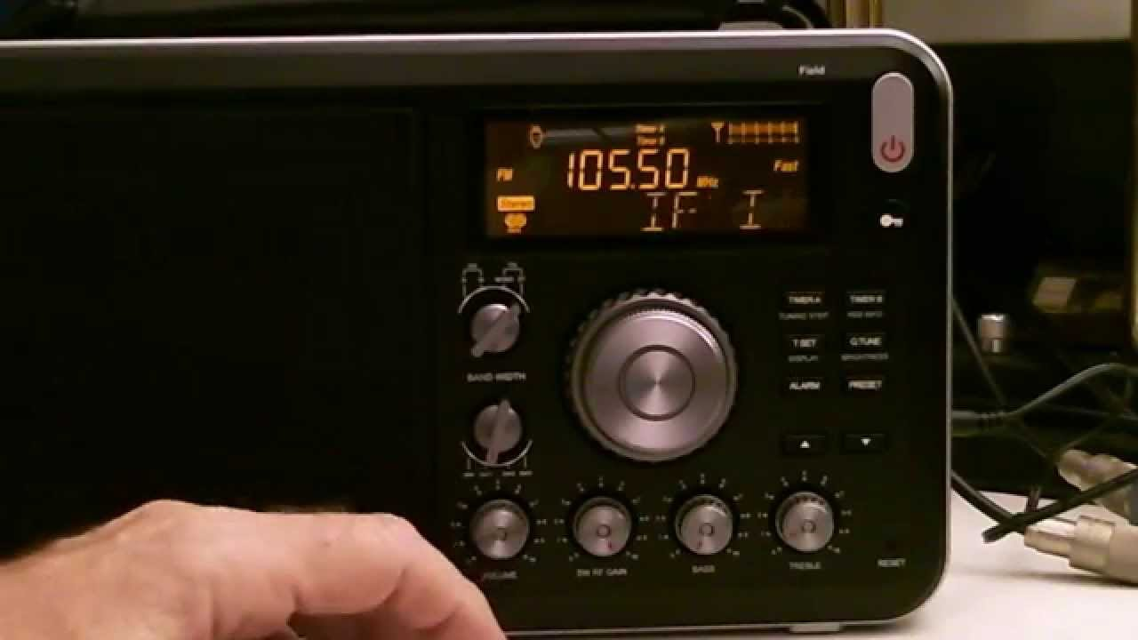 b6f170a4609 TRRS #0377 - RDS on New Eton 550 Field Shortwave Radio - YouTube