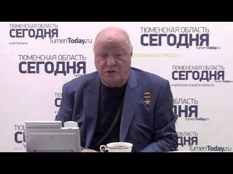 Игорь Волк О том, что запомнилось на корабле Союз Т 12