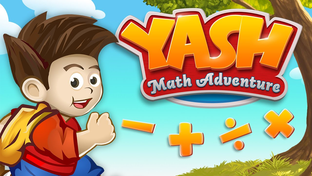 Yash Math Adventure - Educational math game for kids! - YouTube