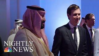 Jared Kushner Sidesteps Question About Khashoggi Murder In Rare Interview | NBC Nightly News