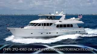 Paragon Motor Yachts | Motor Yacht For Sale - (949) 292-4583