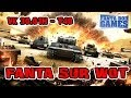 World of Tanks : Gameplay VK30.01H - T40 avec Fanta