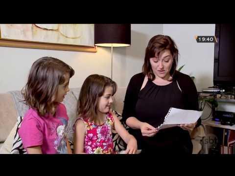 Telespectadores escrevem carta para suas mães