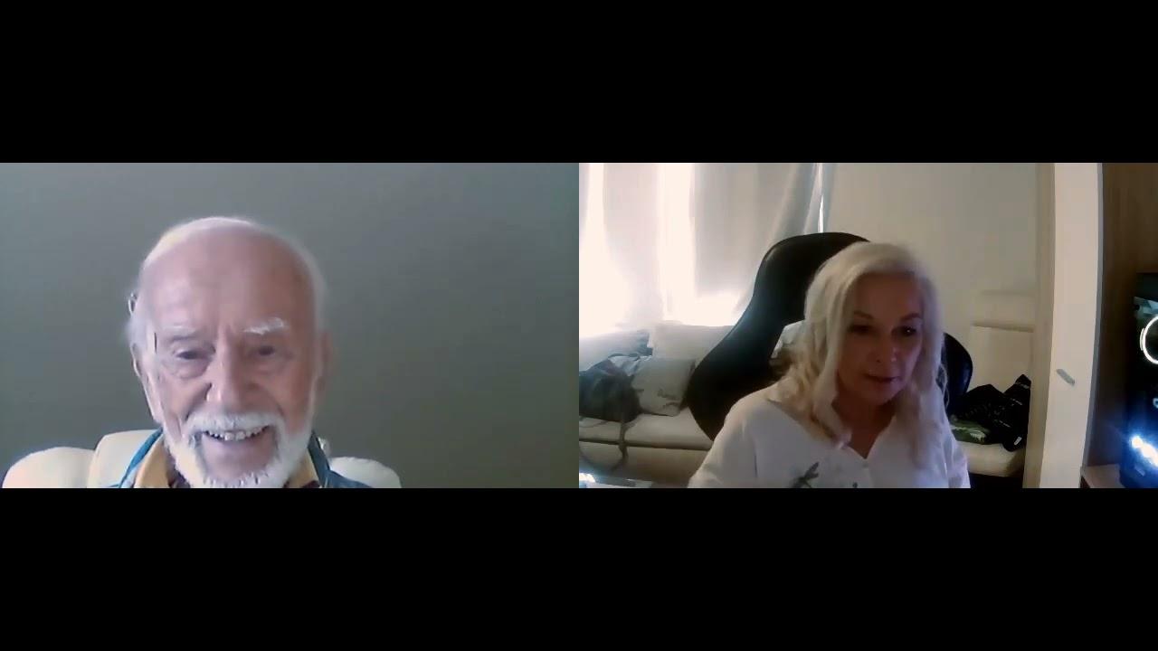 Kurt Tepperwein und Sandra im Gespräch: So heilst du dich
