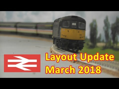 Layout Update March 2018