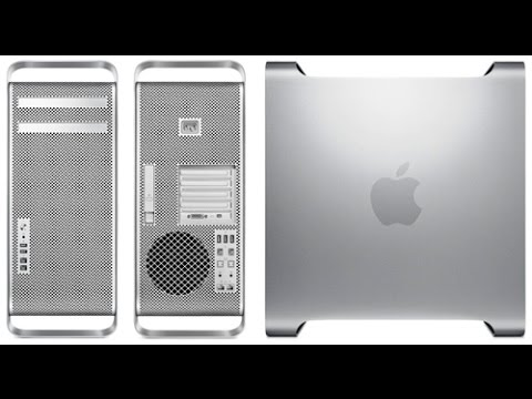 Drivers for Apple MacPro1 1