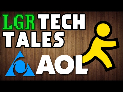 What Happened to America Online? [LGR Tech Tales]