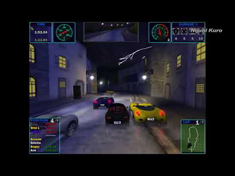 Need For Speed: High Stakes (PC) - Slowest Car Beats 7 Fastest Cars (Amateur, Route Adonf)