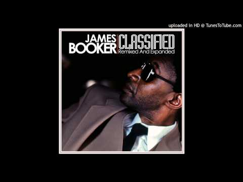"""James Booker - """"Classified"""""""
