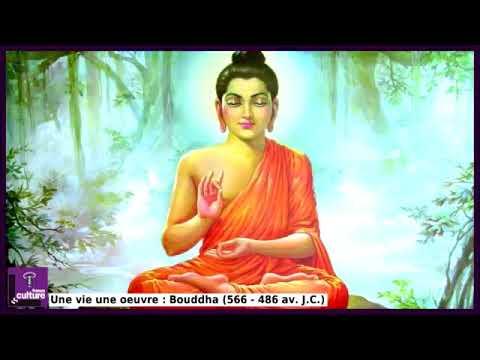[France Culture]Emission Une vie une œuvre : Une œuvre - Bouddha (566 - 486 av. J.C.)