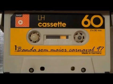 BANDA SOM MAIOR TOCANDO MARCHINHAS DE CARNAVAL EM RERIUTABA-CE NO RERIUFOLIA DE 1997