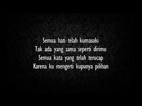 Seventeen - Kau Yang Terpilih (lirik)