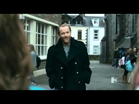 "Iain Glen as Jack Taylor ""Blondie...."""