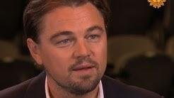 Leonardo DiCaprio on his childhood