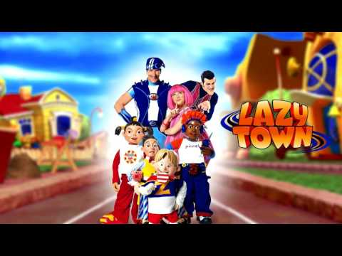 Welcome To LazyTown Extended Mix