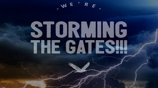 POWERFUL NIGHT OF INTERCESSION.... STORMING THE GATES!!! RAPID REGENERATION!! Spirit of Might!!